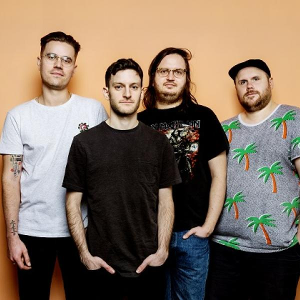PUP share video for new single 'Anaphylaxis'