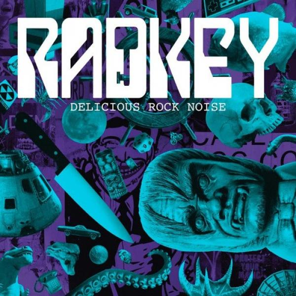 Image result for radkey delicious rock noise