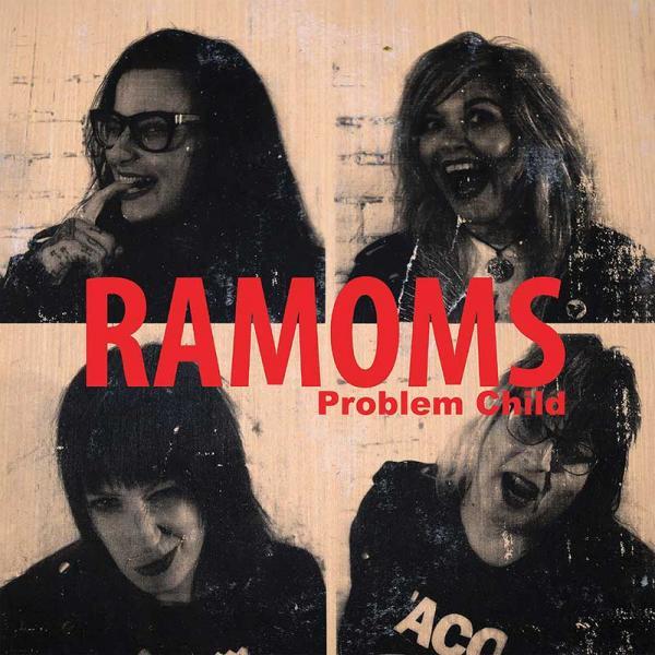 Ramoms Problem Child Punk Rock Theory