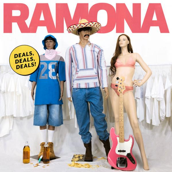 Ramona (USA Deals, Deals, Deals!  Punk Rock Theory