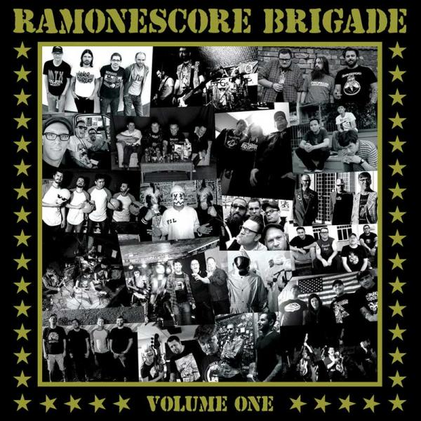 Ramonescore Brigade Volume One Punk Rock Theory