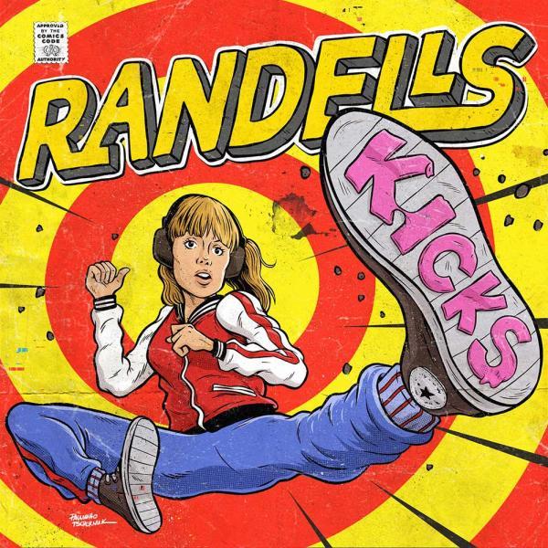 Randells Kicks Punk Rock Theory