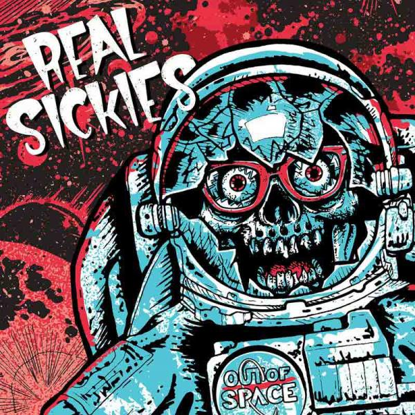 Real Sickies Out Of Space Punk Rock Theory