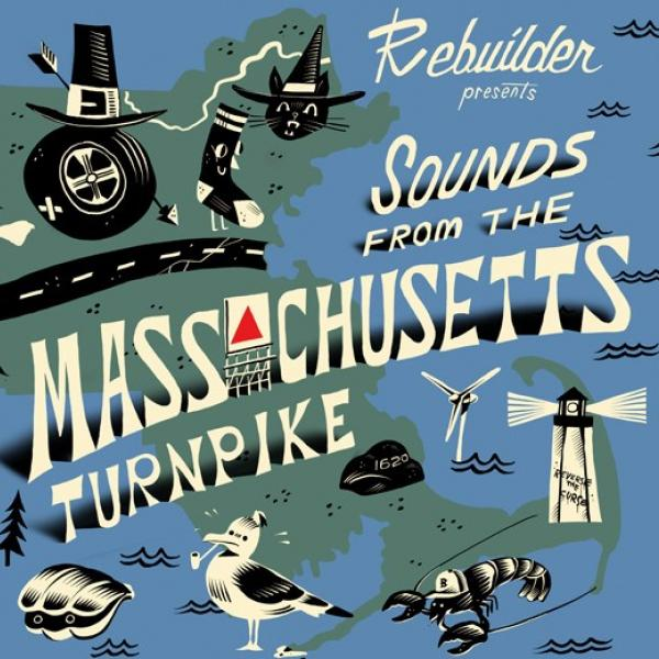 Rebuilder - Sounds From The Massachusetts Turnpike