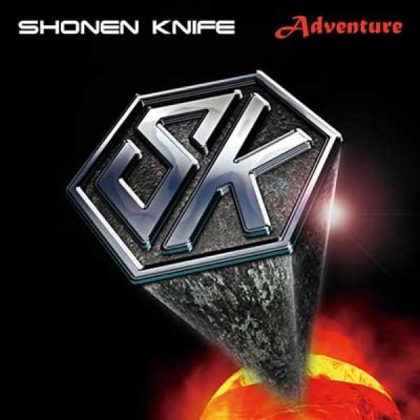 Shonen Knife – Adventure