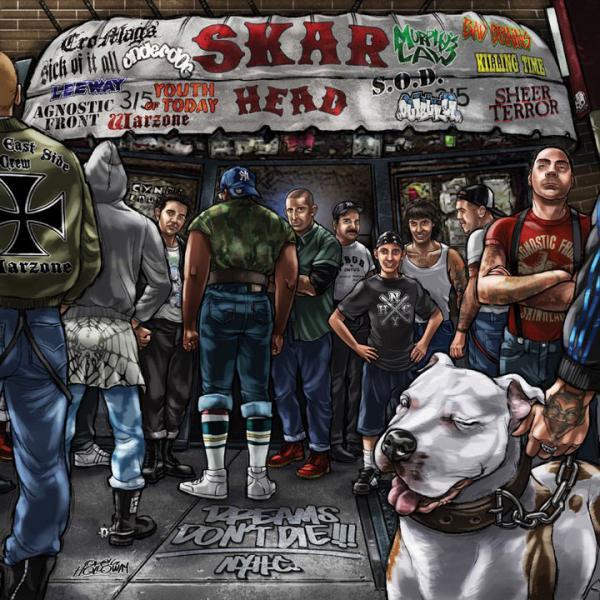Skarhead - Dreams Don't Die!!!