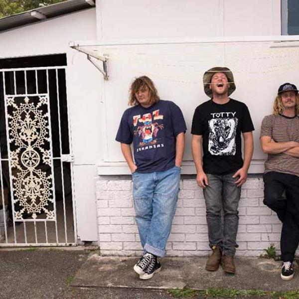 Skegss share new song 'Save It For The Weekend'