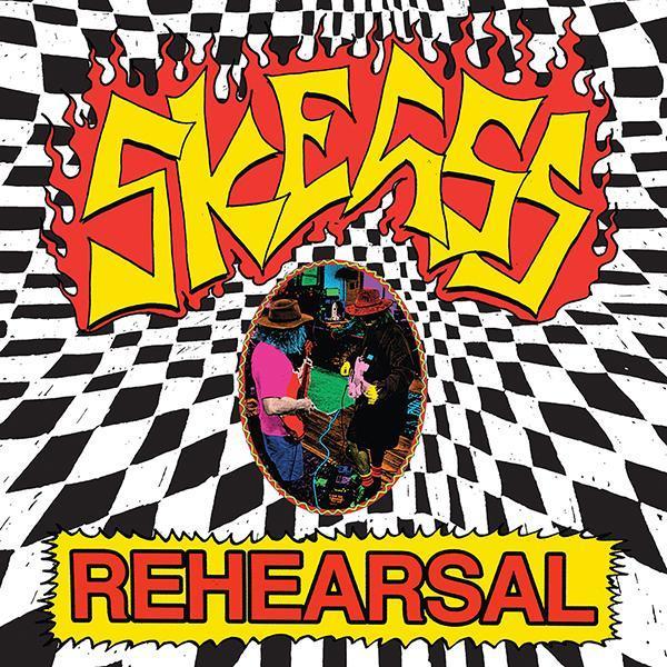 Skegss Rehearsal Punk Rock Theory