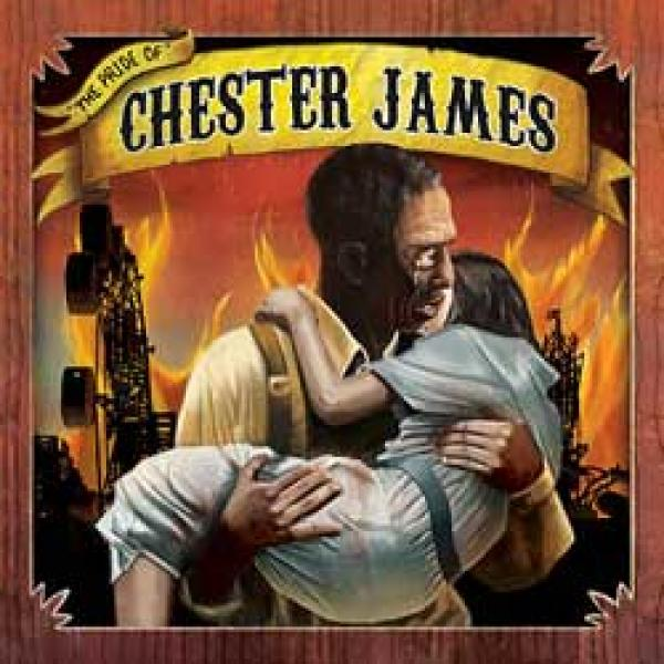 Sleep Station – The Pride Of Chester James