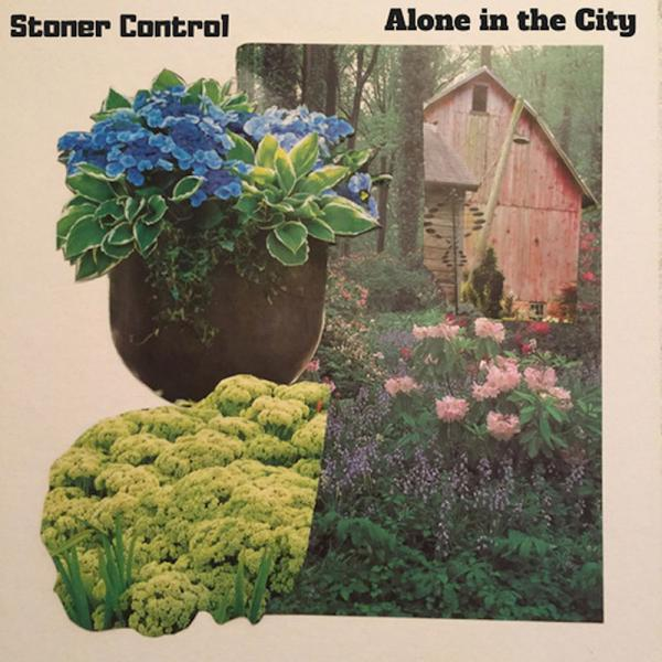 Stoner Control Alone In The City Punk Rock Theory