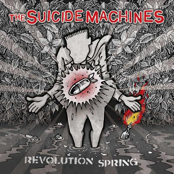 The Suicide Machines Revolution Spring Punk Rock Theory