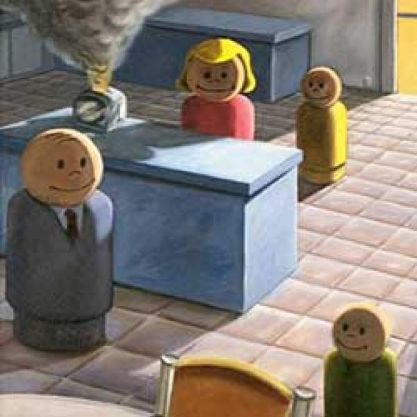 Sunny Day Real Estate – Diary