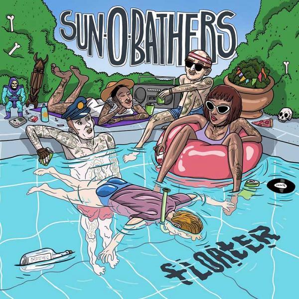 Sun-O-Bathers Floater Punk Rock Theory