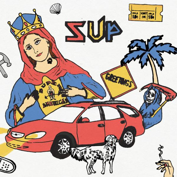 Super American SUP Punk Rock Theory