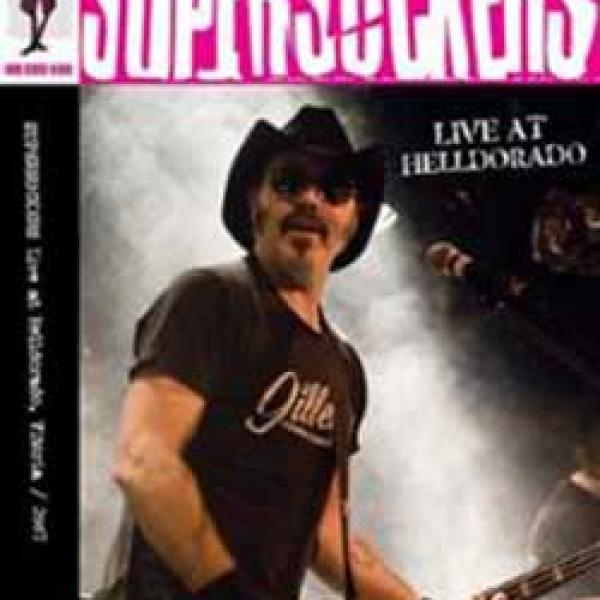 Supersuckers – Live At Helldorado DVD