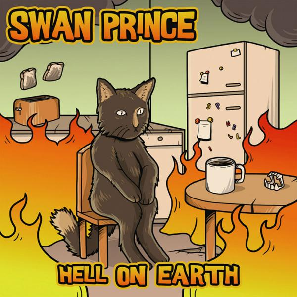 Swan Prince Hell On Earth Punk Rock Theory