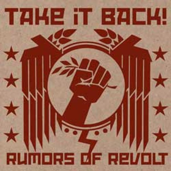 Take It Back! – Rumors Of Revolt EP