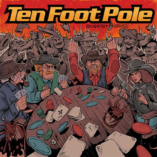 Ten Foot Pole Escalating Quickly Punk Rock Theory