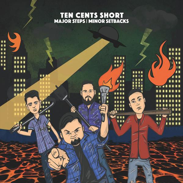 Ten Cents Short - Major Steps, Minor Setbacks