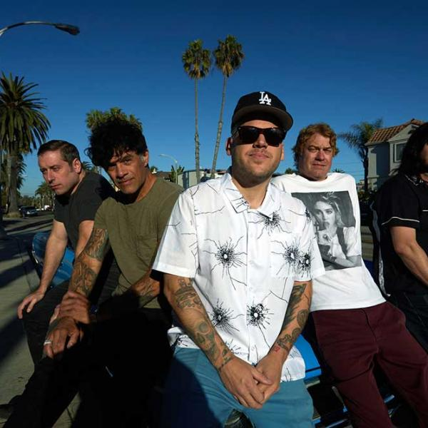 The Bronx release 'Mexican Summer' and teams with Dogtown's Craig Stecyk for skateboard
