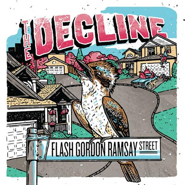 The Decline Flash Gordon Ramsay Street Punk Rock Theory
