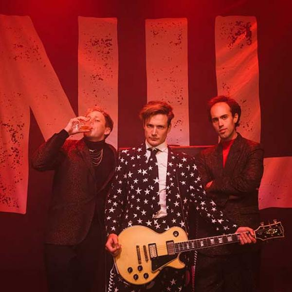 The Dirty Nil unveil video for new track 'Idiot Victory'