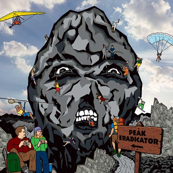 The Eradicator Peak Eradicator Punk Rock Theory
