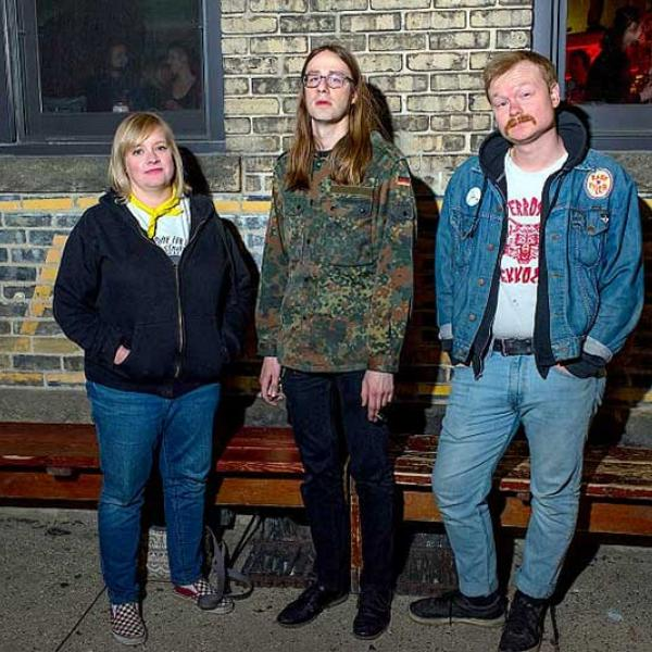 The Hussy share new single 'Sorry'