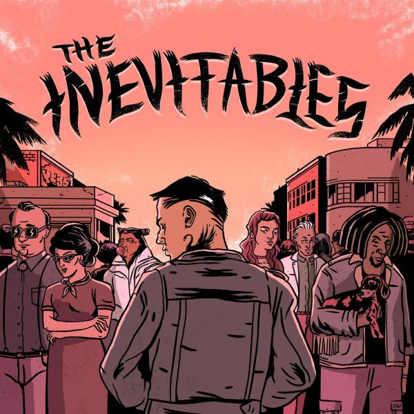 The Inevitables S/T Punk Rock Theory