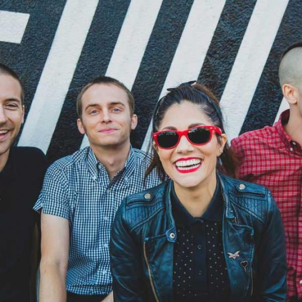 The Interrupters share video for 'Gave You Everything'