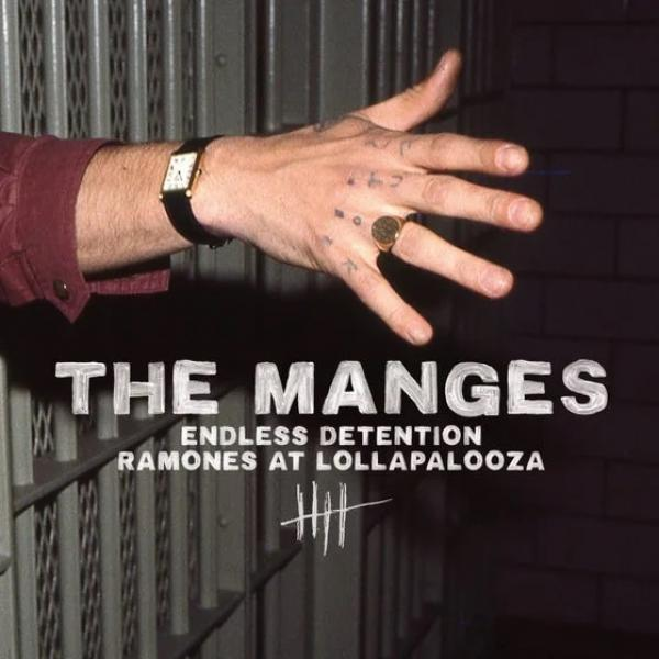 The Manges Endless Detention / Ramones at Lollapalooza Punk Rock Theory