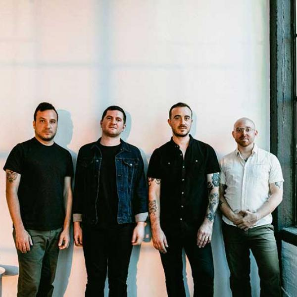 The Menzingers release new song 'America (You're Freaking Me Out)'