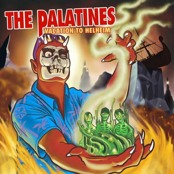 The Palatines Vacation To Helheim Punk Rock Theory