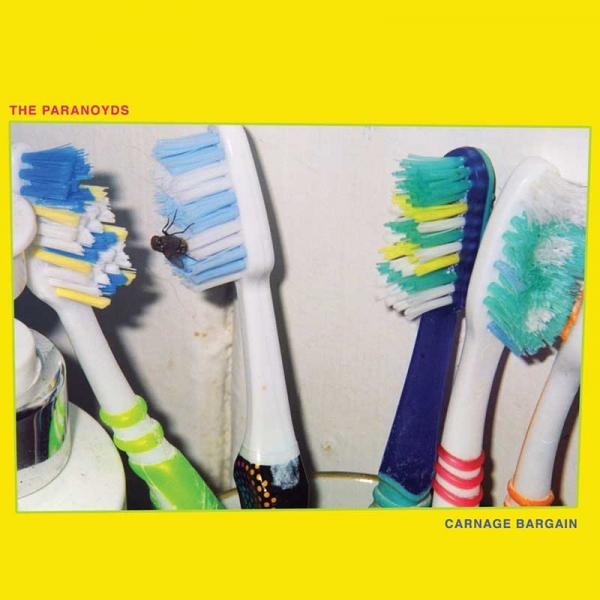The Paranoyds Carnage Bargain Punk Rock Theory
