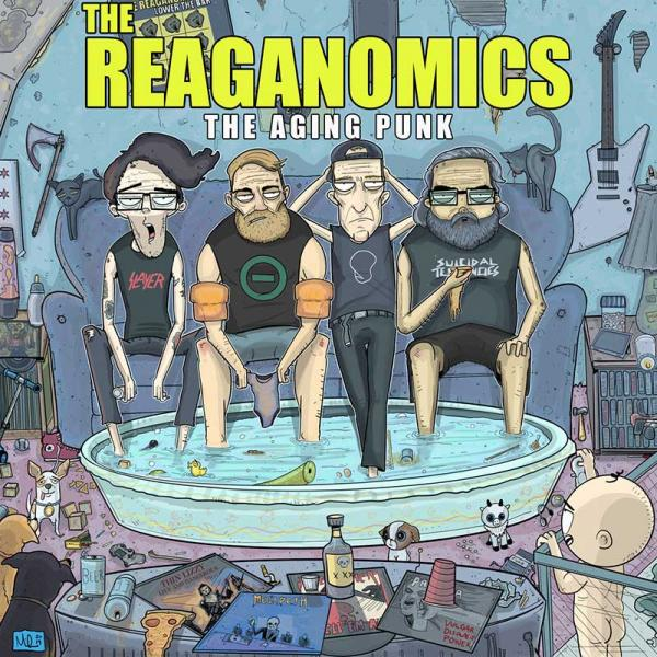 The Reaganomics The Aging Punk Punk Rock Theory