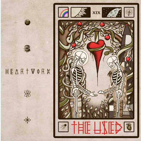 The Used Heartwork Punk Rock Theory
