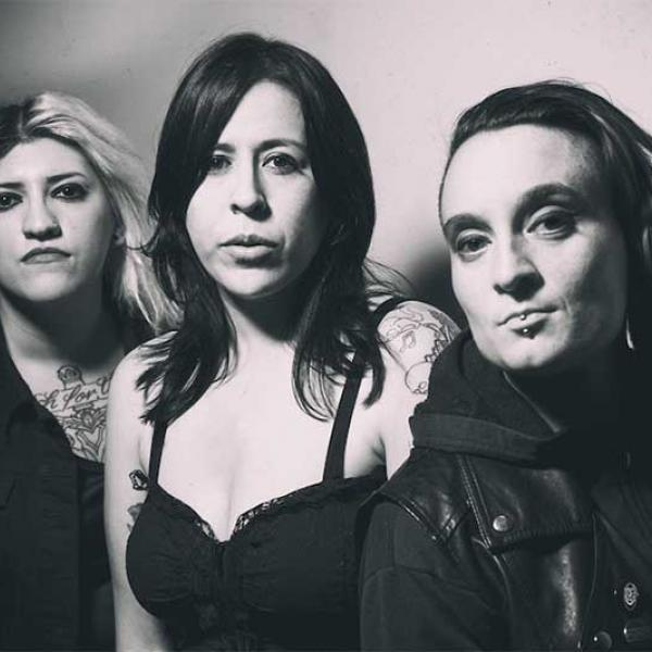 The Venomous Pinks pay homage to 'Carrie' in new video for single 'I Really Don't Care'