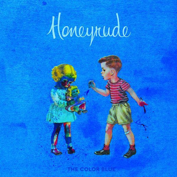 Honeyrude - The Color Blue