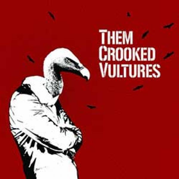 Them Crooked Vultures – S/T