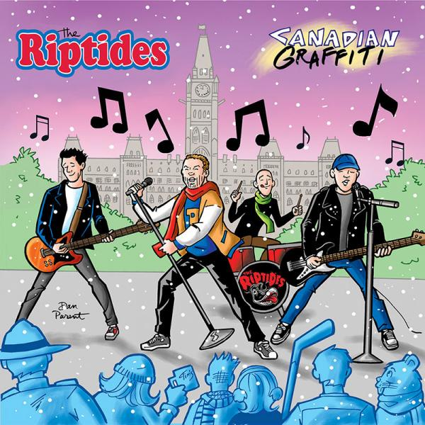 The Riptides - Canadian Graffiti