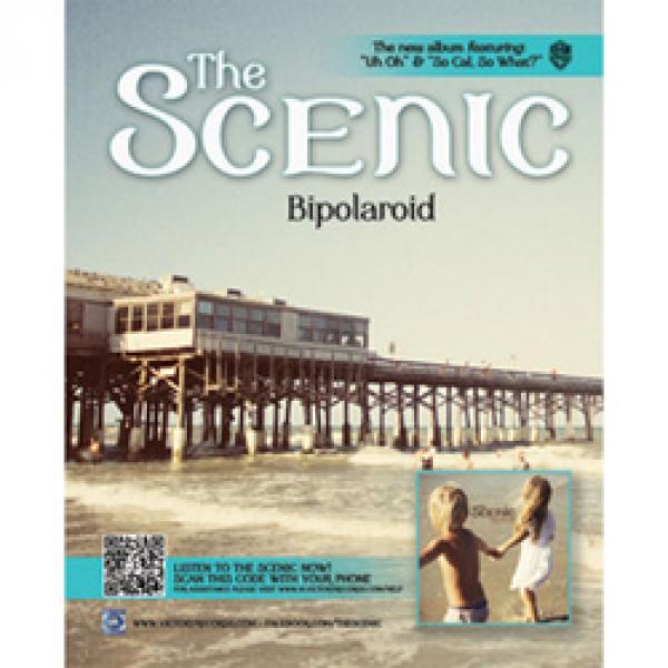 The Scenic – Bipolaroid