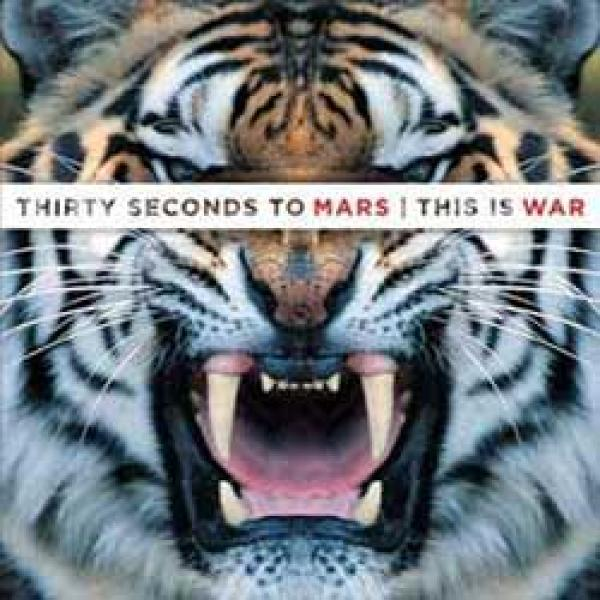 Thirty Seconds To Mars – This Is War