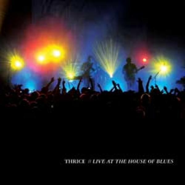 Thrice – Live At The House Of Blues 2CD/DVD