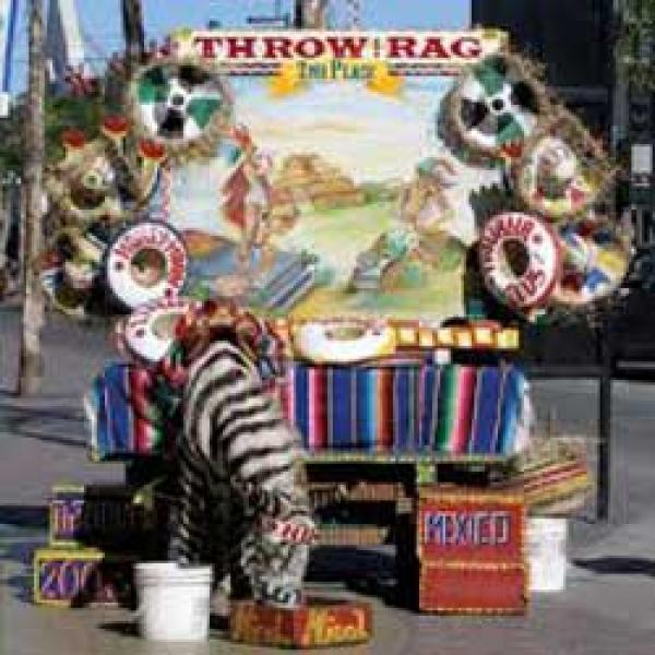 Throw Rag – 2nd Place