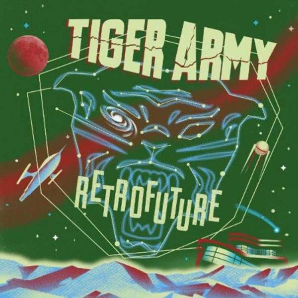 Tiger Army Retrofuture Punk Rock Theory