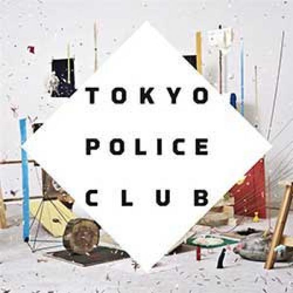 Tokyo Police Club – Champ