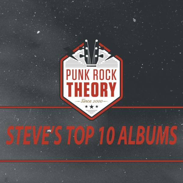 Steve's Top 10 Albums of 2018
