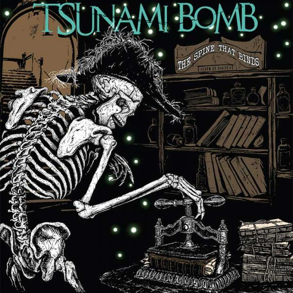 Tsunami Bomb The Spine That Binds Punk Rock Theory