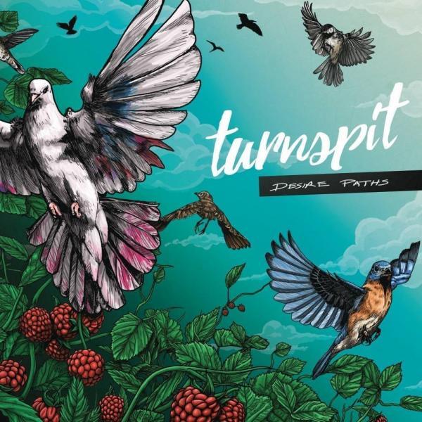 Turnspit Desire Paths