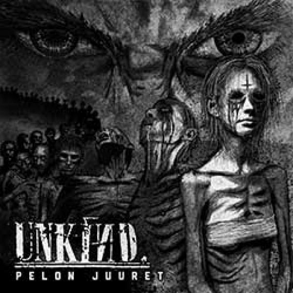 Unkind Pelon Juuret album cover